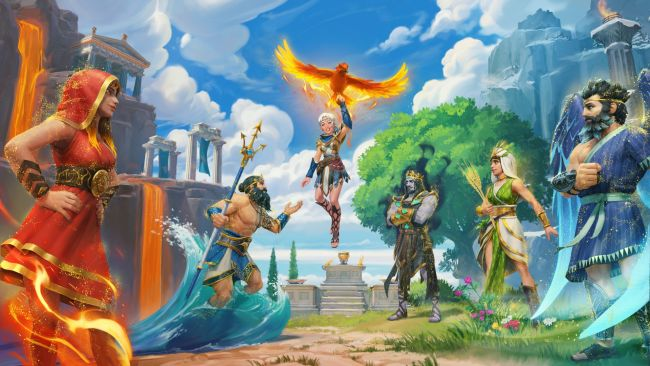 Immortals: Fenyx Rising: The Lost Gods