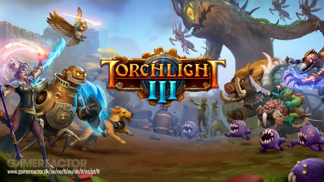 Torchlight III forlader Early Access og får lanceringsdato