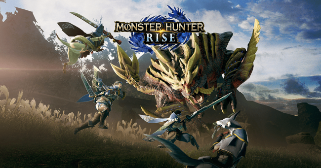 Monster Hunter Rise er faktisk udviklet i RE Engine
