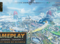 Vi har optaget gameplay fra Olympus-banen i Apex Legends