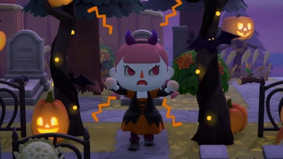 Animal Crossing: New Horizons - Fall Update
