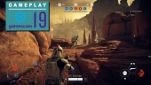 Star Wars: Battlefront II - Instant Action Gameplay on Geonosis