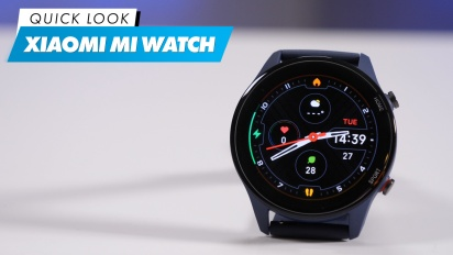 Xiaomi Mi Watch - Quick Look