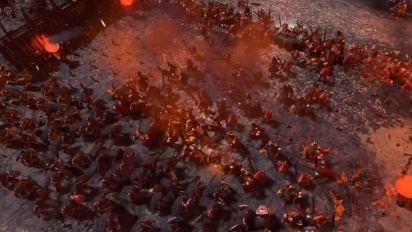 Total War: Warhammer III - Khorne vs. Kislev Survival Battle