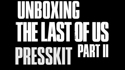 The Last of Us: Part II - Media Kit Unboxing