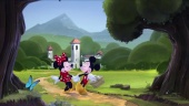 Castle of Illusion: Starring Mickey Mouse - Official App Trailer