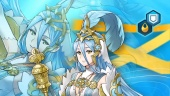 Fire Emblem Heroes - Legendary Hero Azura - Vallite Songstress
