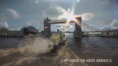 Watch Dogs: Legion - Xbox Series X Inside Look
