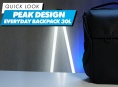 Peak Design Everyday Backpack 30L - Quick Look