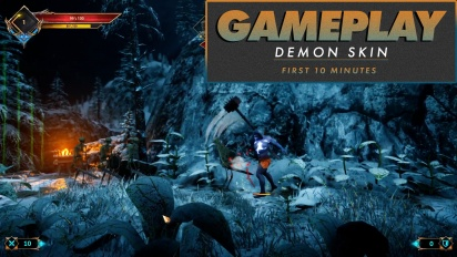 Demon Skin - Gameplay